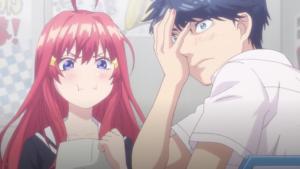 五等分の花嫁アニメ無料視聴方法!1話あらすじとネタバレも